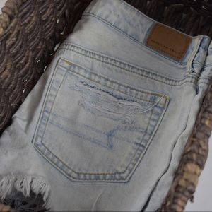 Women's AE Jean Shorts